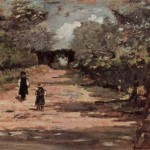 giovanni fattori tree with 2 children