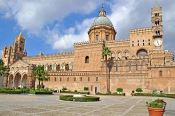 palermo cathedral sicily