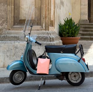 sicily moped bike