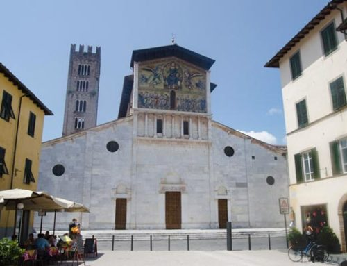 The Splendour of Lucca